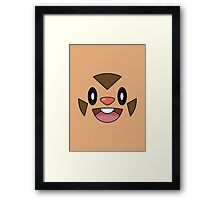 Chespin Framed Print