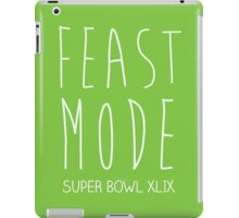 Feast Mode Super Bowl iPad Case/Skin