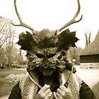 The Wild Man of the Wood by Amanda Gazidis
