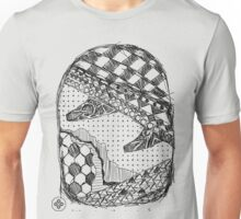 view from my window sketch Unisex T-Shirt