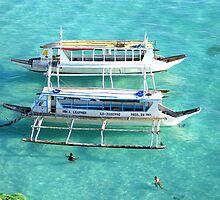 Water Taxies by Jo Anne Shinn