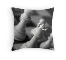 Hail to the Queen! Throw Pillow