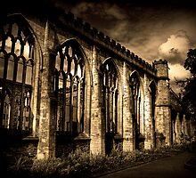Night Temple by Alan Watt