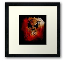 A Rusty Weapon, Is Still A Weapon Framed Print