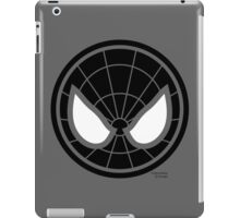 Hero Circles - Black Spidey iPad Case/Skin
