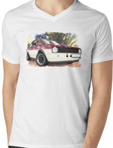 Polo Saloon Mens V-Neck T-Shirt