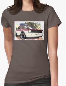 Polo Saloon Womens Fitted T-Shirt