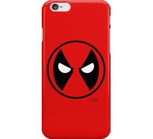 Hero Circles - Deadpool iPhone Case/Skin