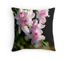 Azelea Flow Throw Pillow