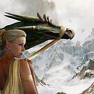 Dragon Keeper  by Tammara
