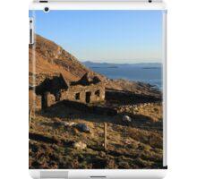 Farmhouse Ruin iPad Case/Skin