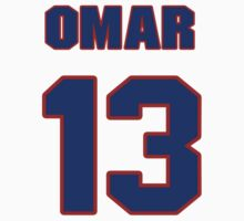 National baseball player Omar Vizquel jersey 13 by imsport