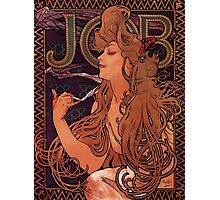 'Job' by Alphonse Mucha (Reproduction) Photographic Print