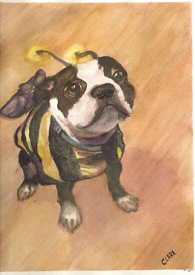 Bumble Bee by ClaraM