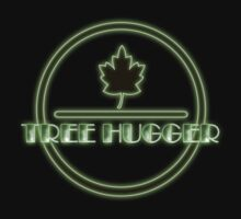 Tree Hugger Neon by Tracy Bollinger