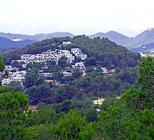 Pueblo Esparragos III by Tom Gomez