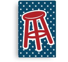 Bar Stool Sports  Canvas Print