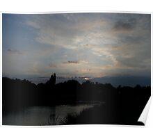 Sunset 2 26-07-08 Poster