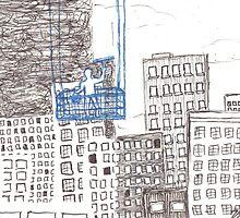 Window Washer by GinnyGiggle