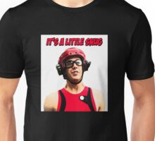 The Flash - It's a little Snug Unisex T-Shirt