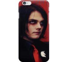 Gerard Way iPhone Case/Skin
