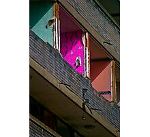 The fourth wall Photographic Print