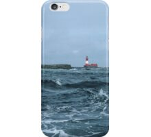 Grace Darling Lighthouse 19840528 0013m iPhone Case/Skin