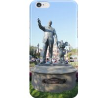 Partners statue  iPhone Case/Skin