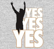 Yes Yes Yes! by Wesley Guidera