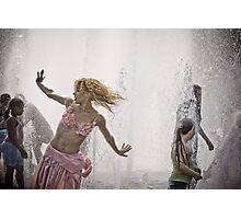 Urban moves Photographic Print