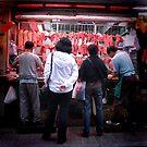 Graham Street Market #8 by Elaine Li