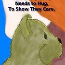 Bear hug! by Paul Rees-Jones