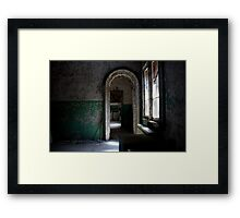 Archway to Despair Framed Print