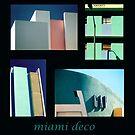 Miami Deco by marybedy