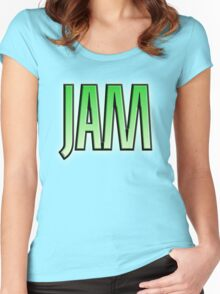Jam Women's Fitted Scoop T-Shirt