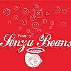 Enjoy Senzu Beans by beggsandcheese