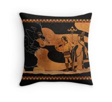 The Epic of Zelda Throw Pillow