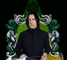 Professor Snape - Always by Milmino