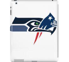 Seahawks Kill Them Patriots iPad Case/Skin