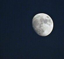 The moon by pjesten