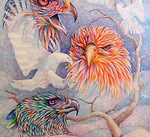 birds of prey by gerardo segismundo