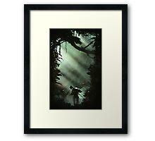 Sierra 117 Framed Print