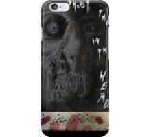 SHOOT THEM IN THE HEAD iPhone Case/Skin