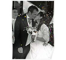 Mr &Mrs. Poster