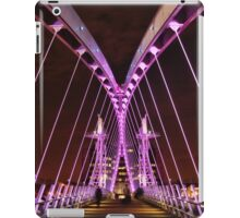 Purple canopy iPad Case/Skin