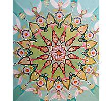 Mandala of Infinite possibility Photographic Print