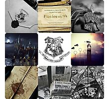 A Journey To Hogwarts Photographic Print