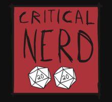 Critical Nerd Kids Clothes