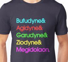 Persona& Spells& Hipster. Unisex T-Shirt