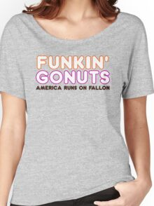 Funkin' Gonuts Women's Relaxed Fit T-Shirt